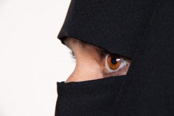 velo, islam, donne musulmane