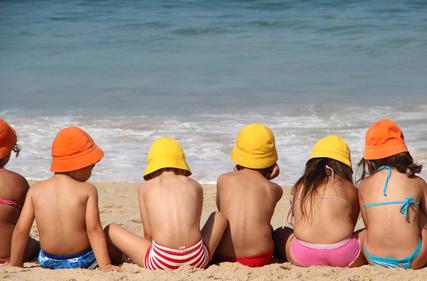 Bollicine del sudore nei bambini: come comportarsi?