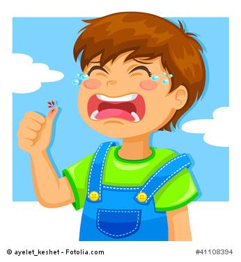 """""""Mamma, male!"""": 10 cose da sapere sul dolore nei bambini"""
