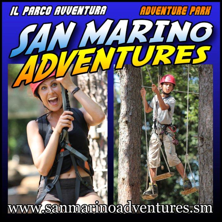 San Marino Adventures: prezzi scontati ai bimbi per centri estivi, scout e parrocchie
