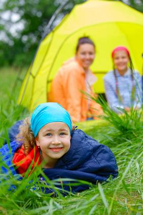 Operazione 405: al camping Fontanelle una piazzola speciale per mamme sole in vacanza con figli