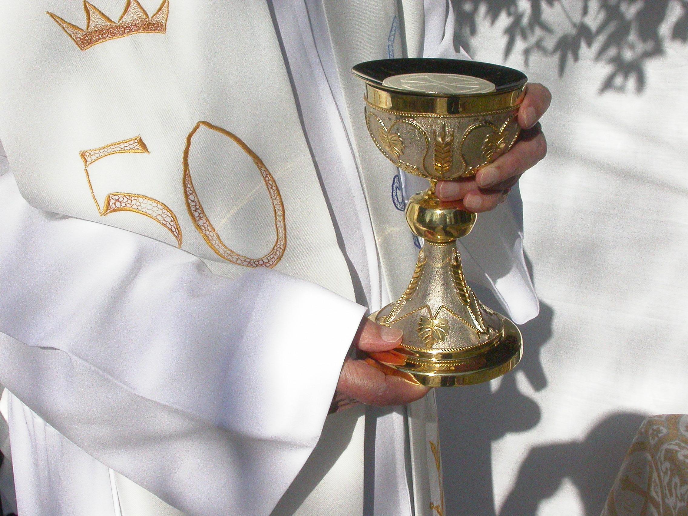 Forlì: il vescovo benedice la nuova scuola elementare. E' polemica