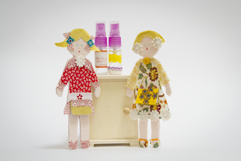 I laboratori di Arianna: creare i profumi per le bambole