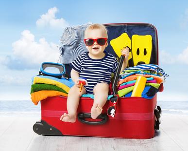 La valigia per le vacanze: lei fa la lista, lui il pressapochista