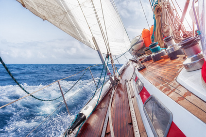 Modena, attraversa l'Atlantico con i figli su un catamarano
