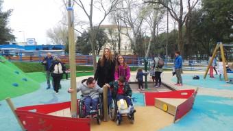 parco giochi inclusivo Rimini