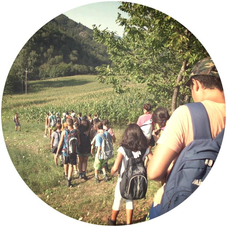 Con English Summer Camp dei Soggiorni della Giraffa una estate di divertimento a Tredozio