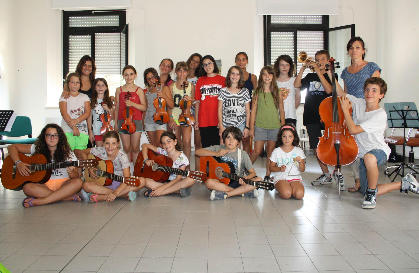 Accademia Bizantina, il Summer camp fra musica, teatro e arte