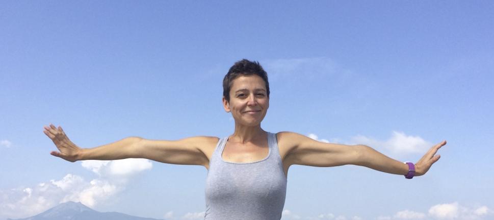 """""""Sarai una nonna in forma"""". Dopo aver perso 40 chili, la """"manutenzione"""" di Francesca Sanzo"""