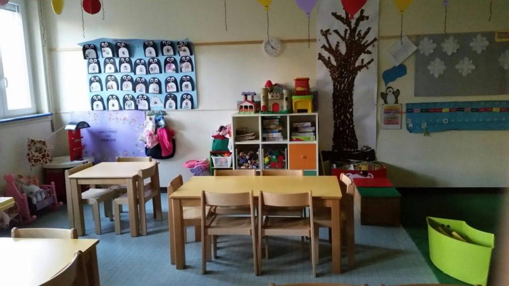 interno aula scuola morelli