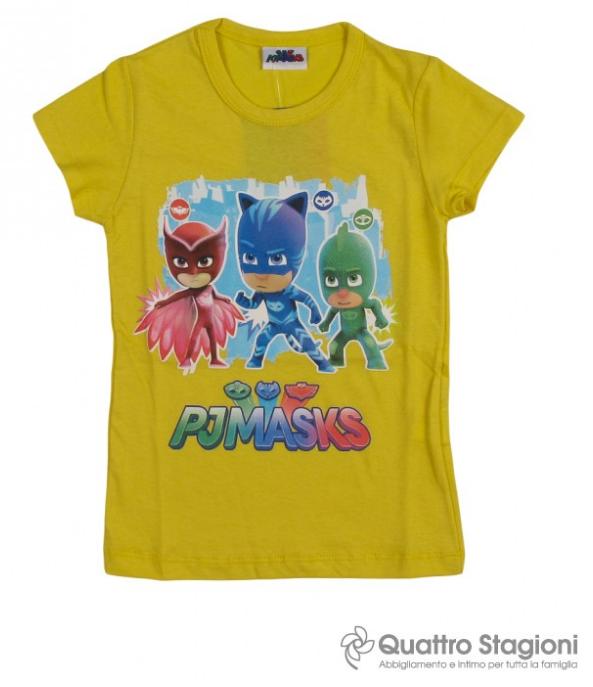 Pj Masks: da Quattro Stagioni t-shirt e completi dei Super Pigiamini