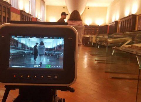 Cesena, laboratorio cinematografico: bambini come sul set