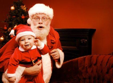 Al Centro Odontoiatrico Le Colonne arriva Babbo Natale e il dentista non fa più paura