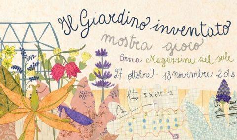"""""""Il Giardino inventato"""", nuova mostra-gioco di Immaginante a Cervia"""