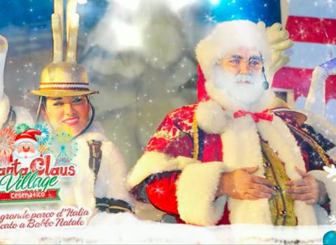Santa Claus Village: a Cattolica il più grande parco di Babbo Natale della riviera!