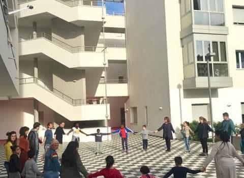 Via Fornarina e Casa Volante, se grazie al gioco dei bambini si conoscono anche i grandi