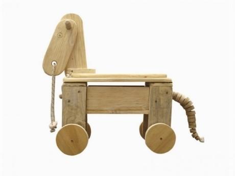 «Toy boxes», giocattoli da assemblare per cinquanta famiglie di Ravenna