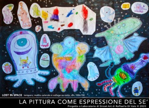 La street art, le risate, la disabilità: il progetto dell'illustratrice faentina sfonda i muri