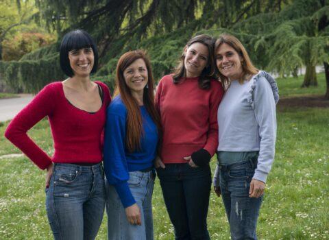 Quattro mamme e tre cargo bike, a Bologna cresce il sogno educativo di Cargomilla