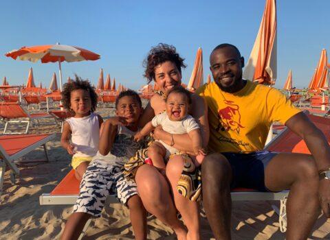 Carlotta: «Ho trovato il mio senso in Zambia e lì ho conosciuto mio marito»