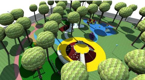 Ravenna, entro fine giugno inizieranno i lavori del primo parco giochi inclusivo