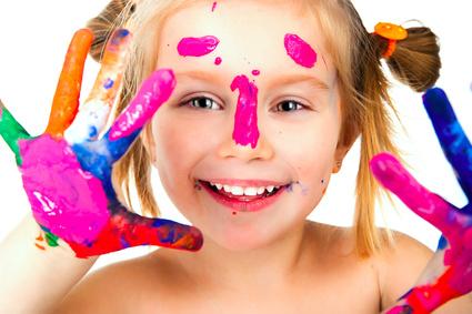 Gocce di colore: piccoli artisti in mostra