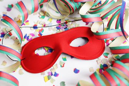 Rimini, la Giostra e Color Coriandolo per Carnevale