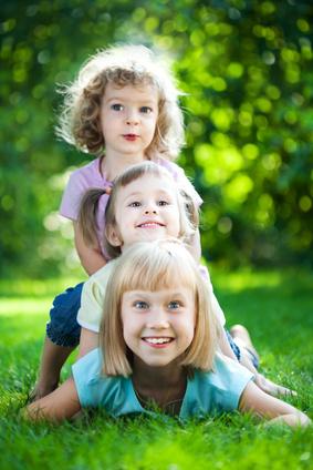 Modena, i bimbi dell'asilo vanno al massimo: no alla sedentarietà