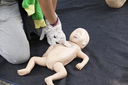 Primo soccorso pediatrico: due corsi gratuiti a Ravenna