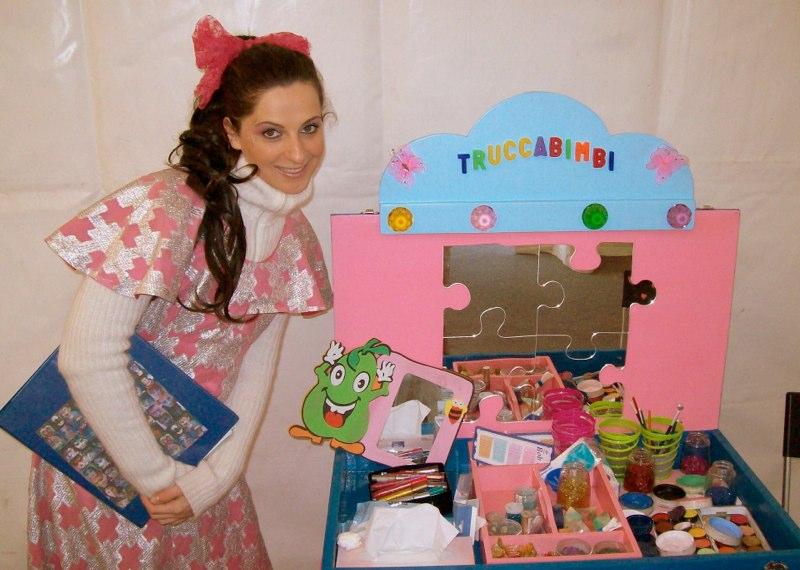 """""""Una festa di compleanno non è improvvisazione"""": Chiara e il difficile mestiere di animatrice"""