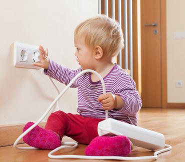 Incidenti domestici: dieci cose da sapere per proteggere i bambini
