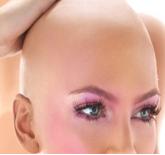 """Problema di alopecia universale?  Ecco i """"capelli veri"""" di Look and Wellness"""