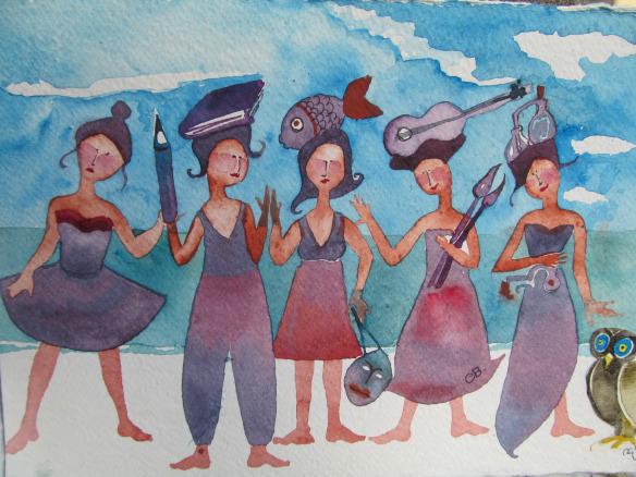 """Torna il festival """"Donne verso il mare aperto"""". Obiettivo: coinvolgere gli uomini"""