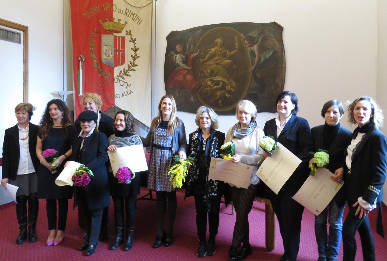 Rimini, premiate 6 imprenditrici di successo