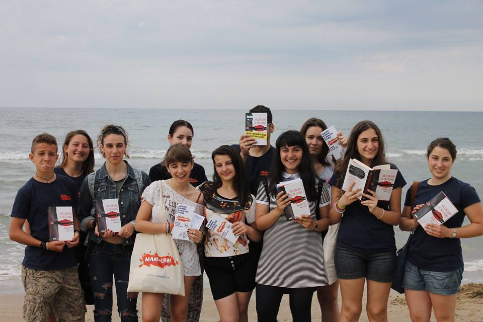 """""""Mare di Libri"""", torna a Rimini il festival letterario per adolescenti"""