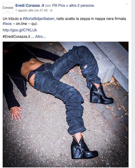 """""""Una donna stuprata per pubblicizzare le scarpe"""". Lo spot indigna la rete"""