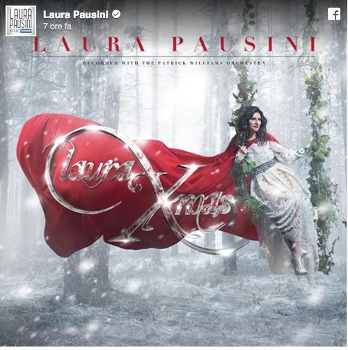 Pausini: album natalizio e una due giorni a sorpresa a Imola