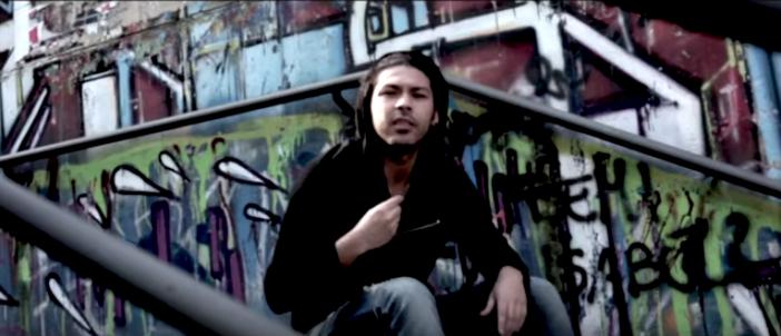 Francesco, il rapper sordo che canta le emozioni