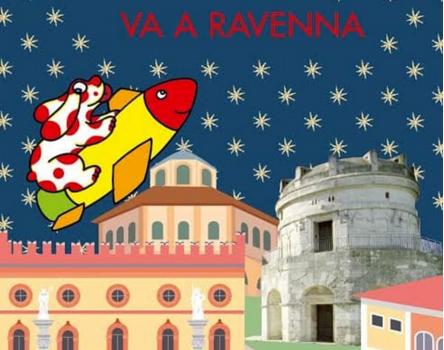 La Pimpa a Ravenna, i bimbi incontrano il 'papà' della cagnolina