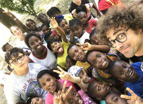 Nigeriani, kazaki ma...italiani: a Ravenna bimbi stranieri in festa