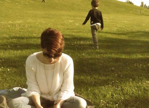 L'ansia, la paura e la maternità: Simona Vinci a Ravenna