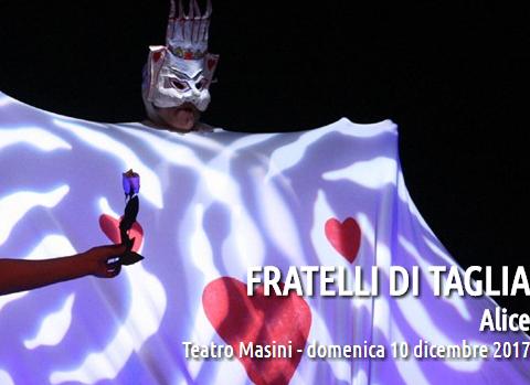 Alice - spettacolo per bambini a Faenza