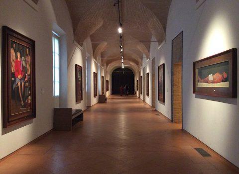 Chi abita al museo? Gioco ai musei San Domenico di Forlì