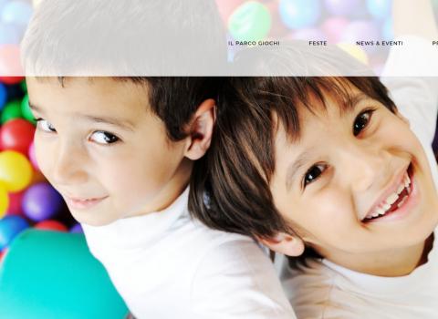 Kidz Camp Riccione: il parco giochi al chiuso dove i bimbi imparano giocando