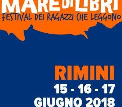 """Rimini, ecco il programma del festival """"Mare di Libri"""""""