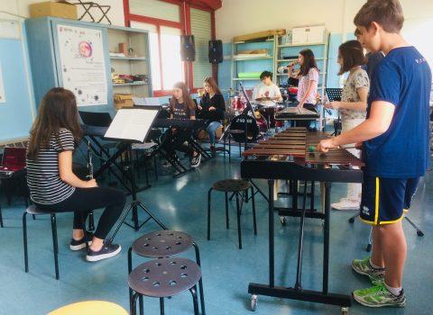 """Ravenna, boom di richieste al corso musicale della Don Minzoni: """"Una scuola di vita"""""""