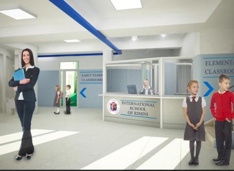 International School of Rimini: formazione multilingue fin dall'asilo