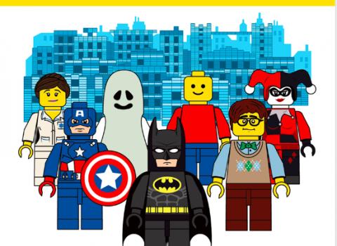 In mostra a Bologna la più grande città costruita con i Lego