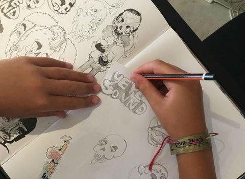 Laboratori estivi per ragazzi al Magazzeno Art Gallery