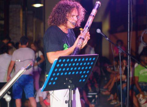 """Andrea Lama: """"Senza scuola e concerti ma con tutto il calore dei bambini"""""""
